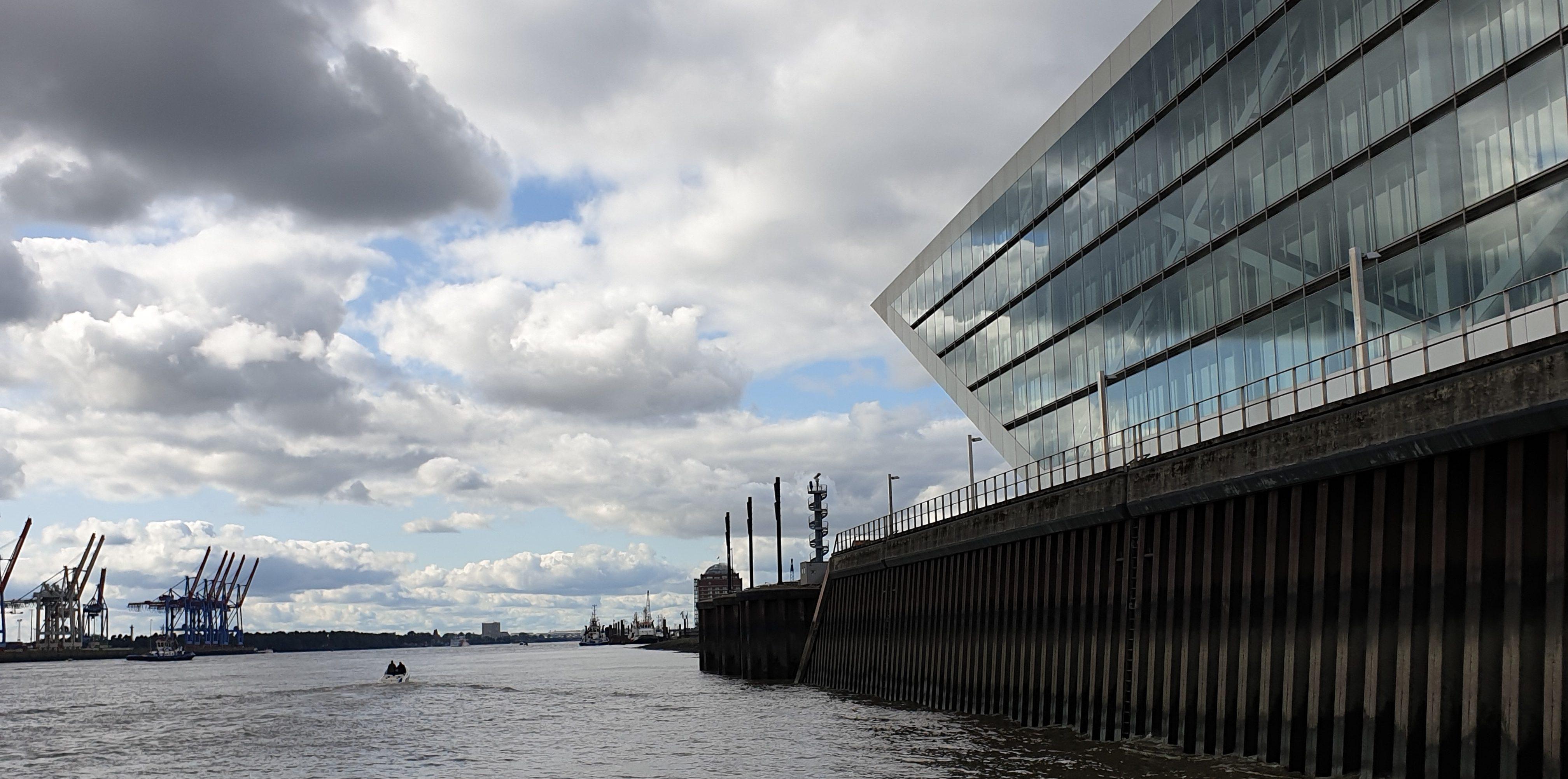 Hamburg, Dockland, Fischereihafen